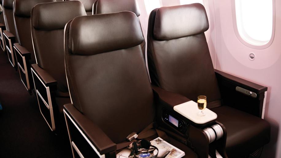 Flight review: Virgin Atlantic A340-600 Premium Economy ...