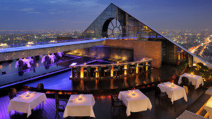Tower Club at Lebua Breeze Bar, Bangkok