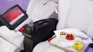 Virgin America dine on demand