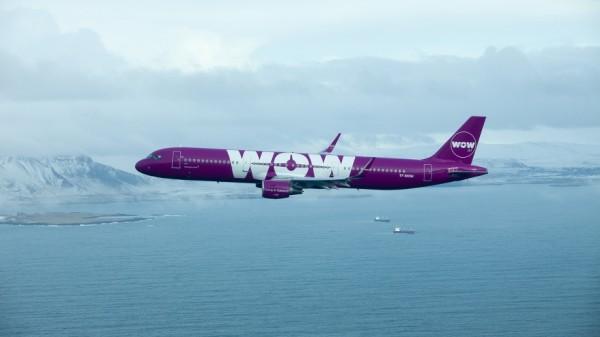 Wow Air Freyja2 A320
