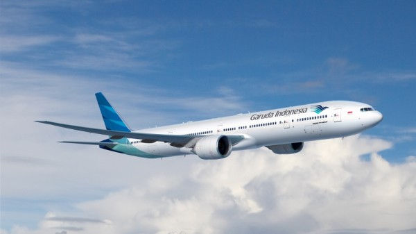 Garuda aircraft