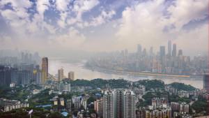 Chongqing, Yangtze River