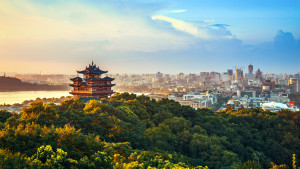 Hangzhou City Scenery