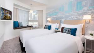Ozo Wesley Hong Kong sleep room