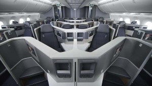 American Airlines B787 - Business Class