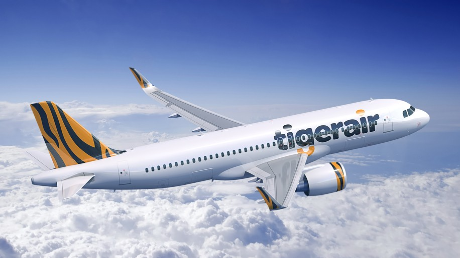 Tigerair Airbus 320neo