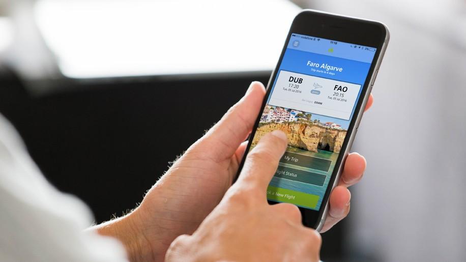 Aer Lingus - Mobile_App