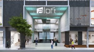 Aloft Melbourne South Yarra