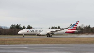 American Airlines B787