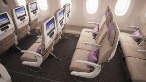 Asiana A350 Economy Smartium