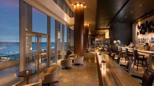 Conrad Manila's C Lounge