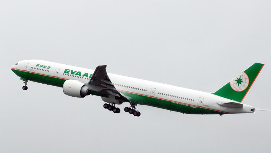 EVA Air B777-300ER