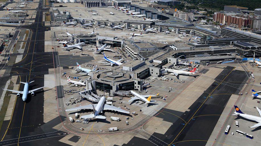 Flughafen Frankfurt International