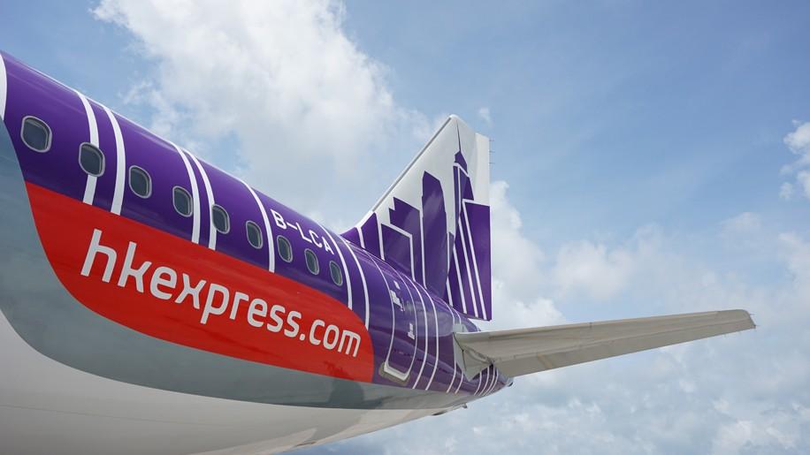 HK Express livery