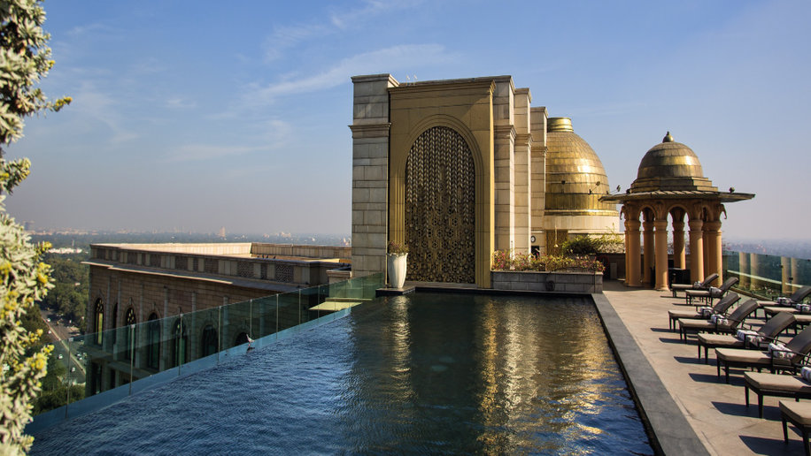 hotel check the leela palace kempinski new delhi business traveller
