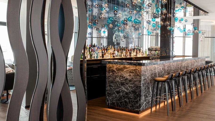 Motel one opens third stuttgart property business traveller for Designhotel stuttgart