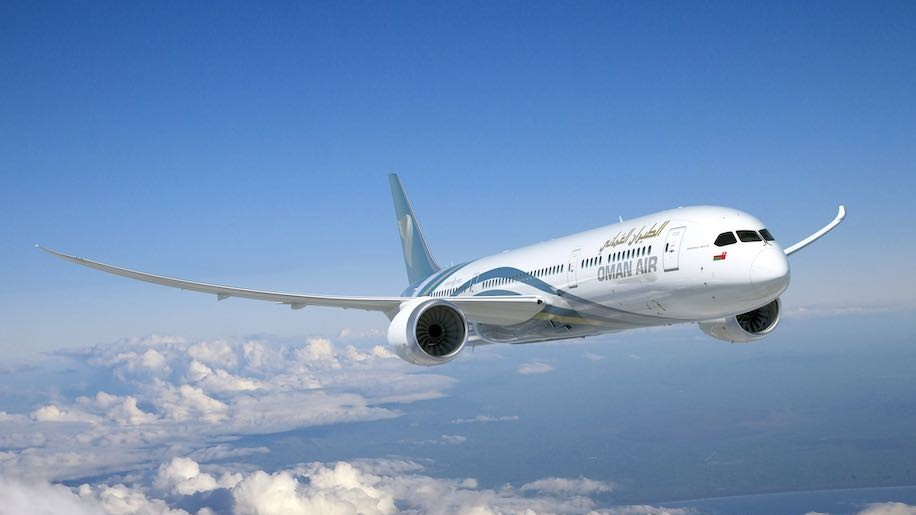 Oman Air B787-9