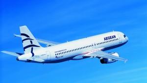 Aegean Airlines Airbus 320