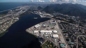 Rio de Janeiro Olympic Park - photo courtesy of Ricardo Sette Camara/Prefeitura do Rio