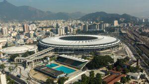 Rio de Janeiro and Maracana Stadium - photo courtesy of Embratur - the Brazilian Tourist Board