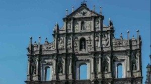 Ruins of St Paul, Macao