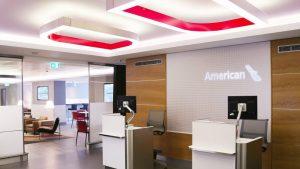 AA arrivals lounge T3