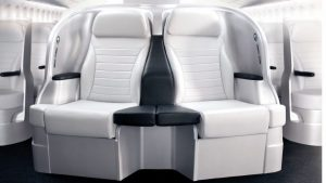 Air New Zealand Spaceseat