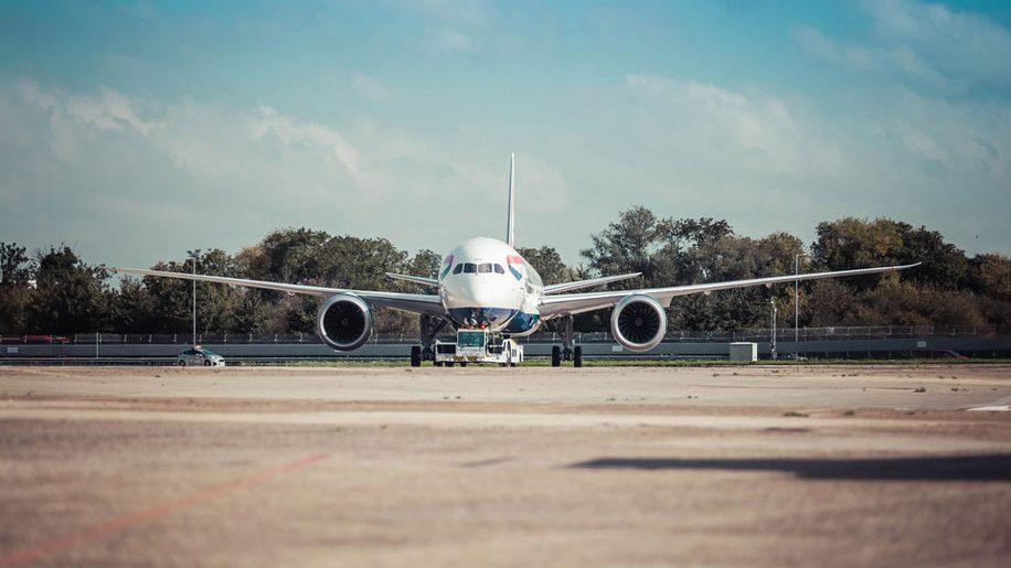 British Airways B787-9