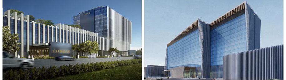 Hilton To Open Conrad And Garden Inn Properties In Kuwait Business Traveller