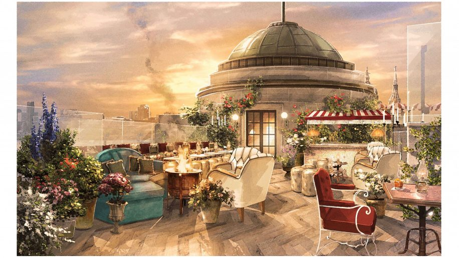 Soho House To Open The Ned Hotel And Club In London