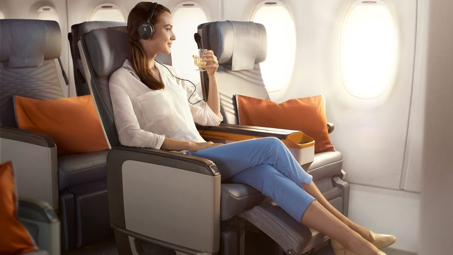 Flight review: Singapore Airlines A380 premium economy ...