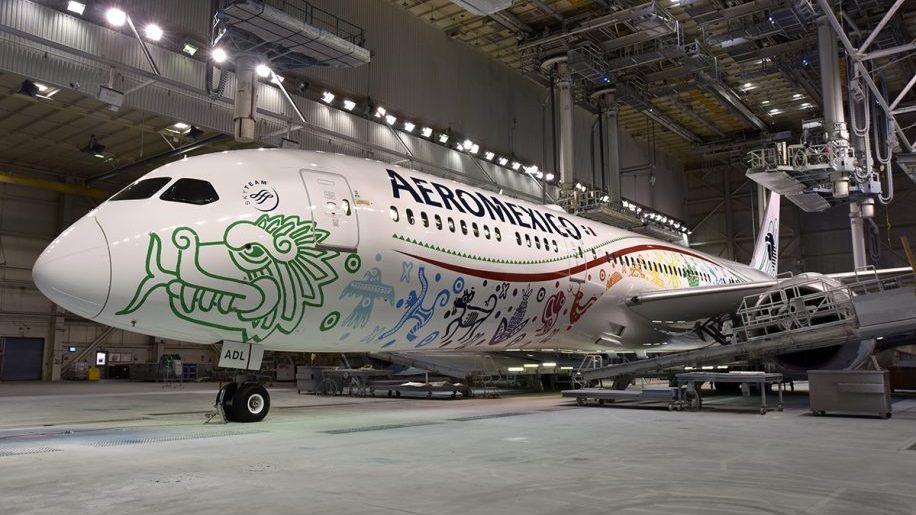 Aeromexico B787-9