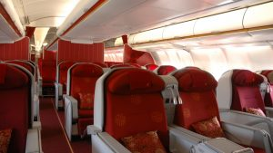 Hainan Airlines A330-200 business class