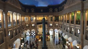 Parisian Macao - Place Vendome in Shoppes at Parisian shopping arcade