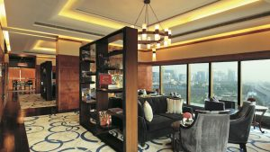The Leela Ambience Gurgaon: Royal Club Lounge