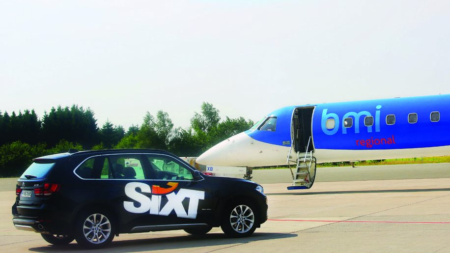 Sixt Car Rental Worldwide Sale Business Traveller The Leading