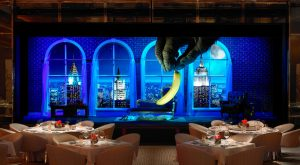 Wynn Palace_SW Steakhouse_Kong Experience show