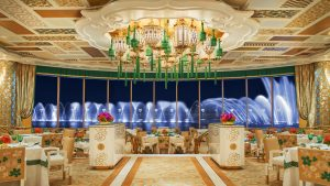 Wynn Palace_Wing Lei Palace restaurant and performance lake