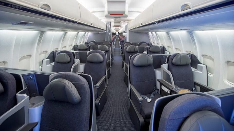 american airlines starts international b757 refit business traveller