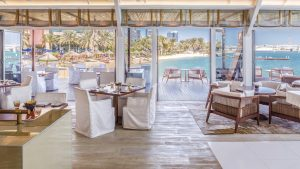Finz - Seafood Restaurant Beach Rotana Abu Dhabi