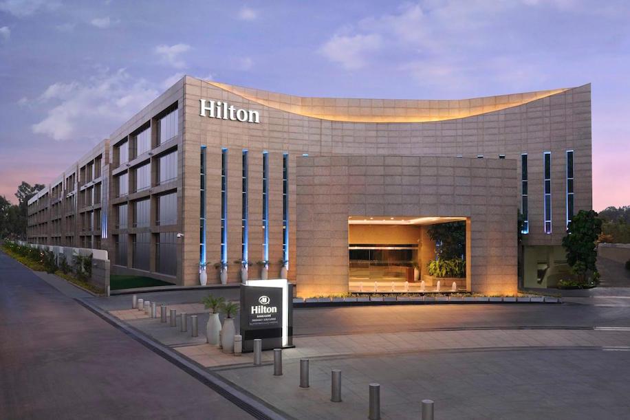 Hilton Group Of Hotels In Mumbai