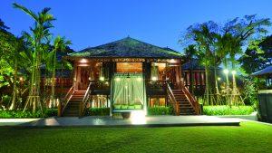 137 Pillars House Chiang Mai facade