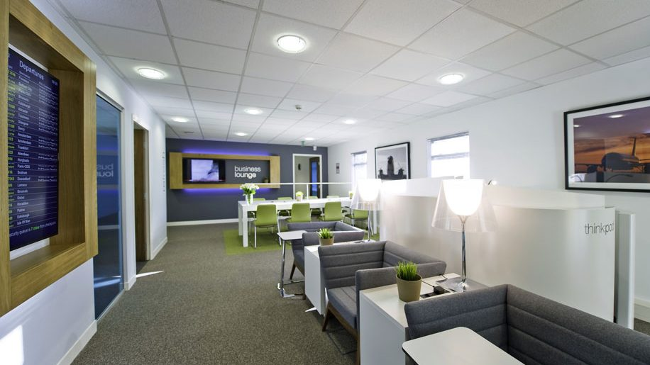 Regus Express To Open At Luxembourg Airport Business