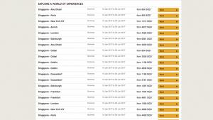 Etihad Airways' global sale ending October 31, 2016