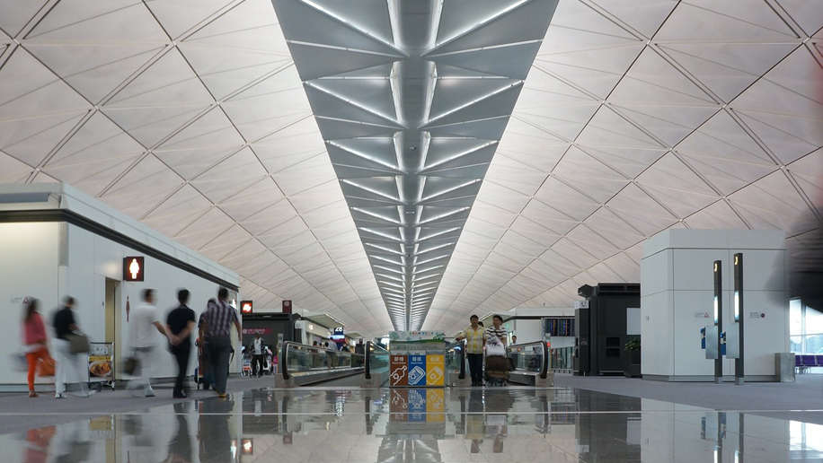 Here's what to expect when transiting through Hong Kong airport - business traveller