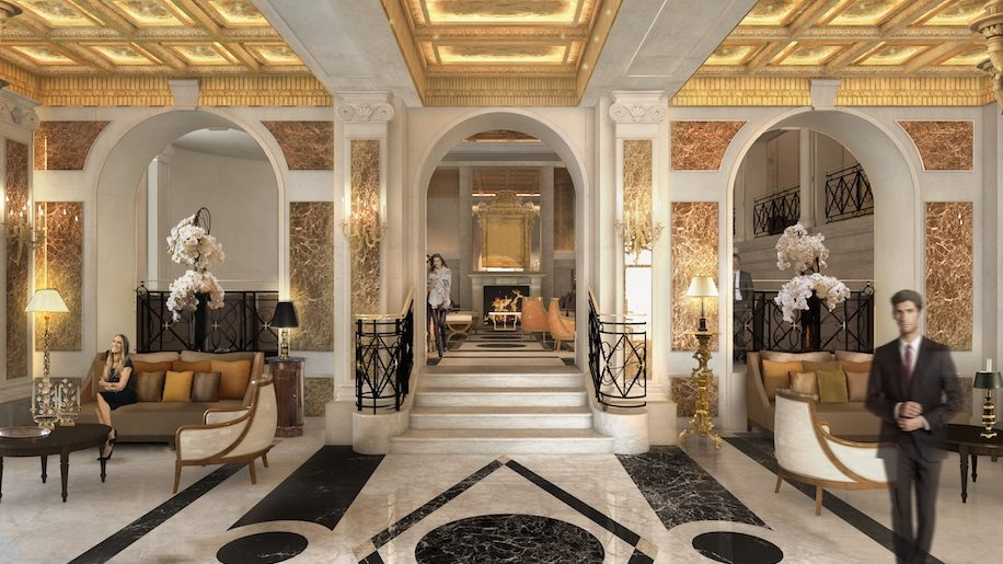 Hotel Eden Rome Dorchester Collection