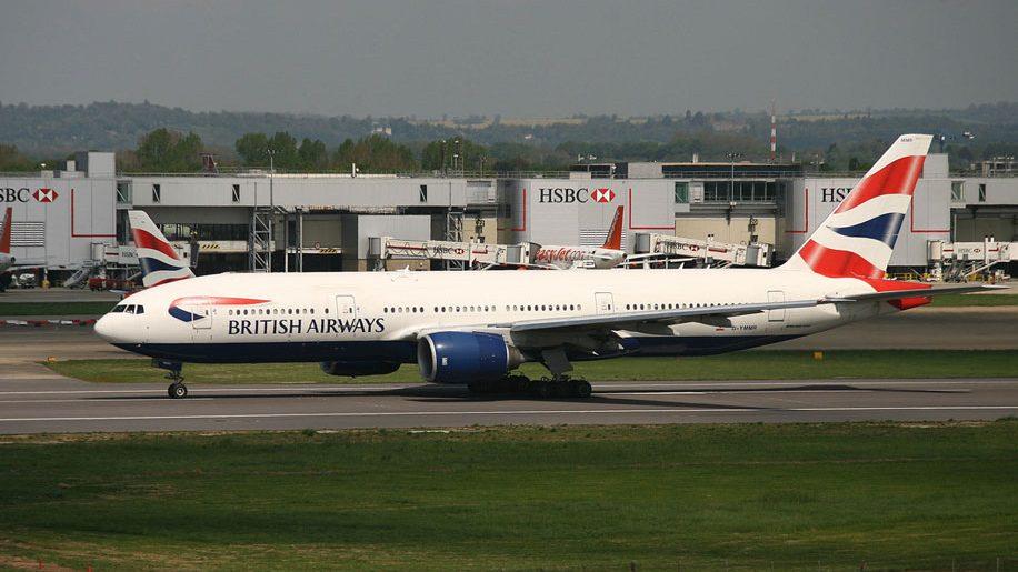 British Airways B777-300ER Club World – Business Traveller