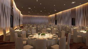 Bangkok Park Hyatt Ballroom (Rendering)