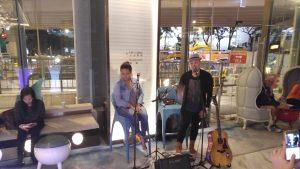 Dorsett Wanchai live band