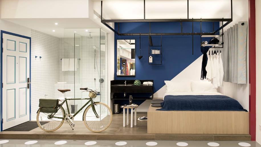 Lyf Big Bed studio room